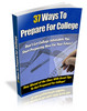 Thumbnail 37 Ways to Prepare for College, Now!